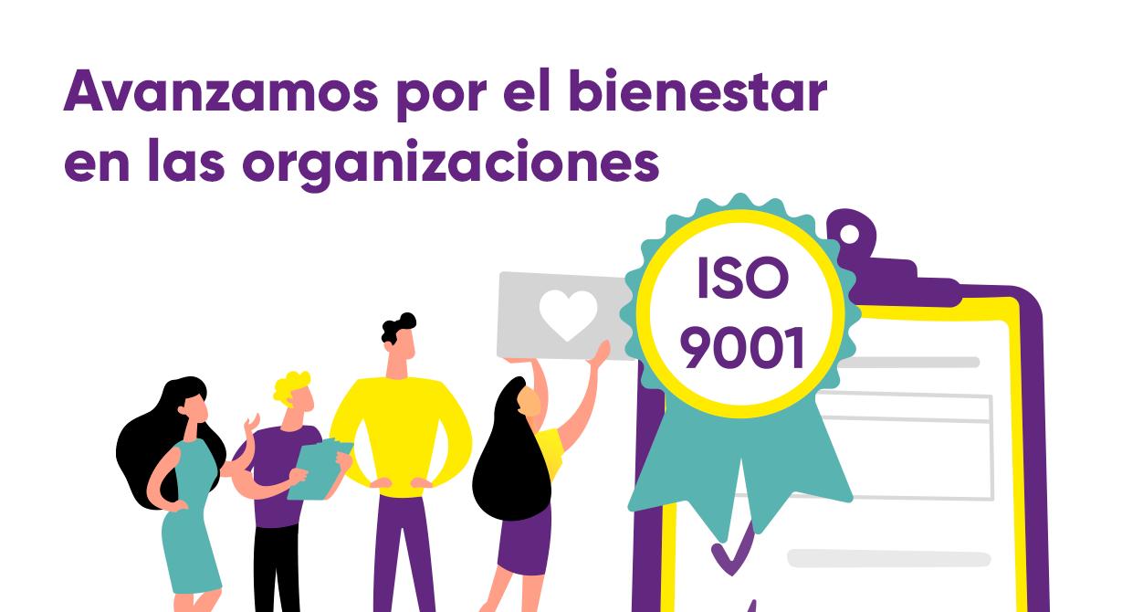 Hemos obtenido el certificado ISO 9001:2015